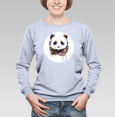 маленькая панда - Купить детские свитшоты абстрактные в Москве, цена детских свитшотов абстрактных  с прикольными принтами - магазин дизайнерской одежды MaryJane