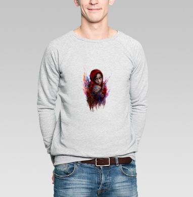 Остановите конфликты...пожалуйста - Купить мужские свитшоты абстрактные в Москве, цена мужских свитшотов абстрактных  с прикольными принтами - магазин дизайнерской одежды MaryJane