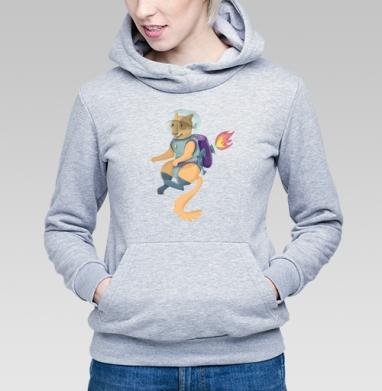 Космический пёс - Купить детские толстовки с персонажами в Москве, цена детских толстовок с персонажами  с прикольными принтами - магазин дизайнерской одежды MaryJane