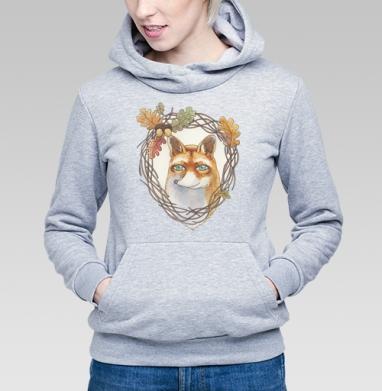 Лиса - краса - Купить детские толстовки осень в Москве, цена детских толстовок осенних  с прикольными принтами - магазин дизайнерской одежды MaryJane