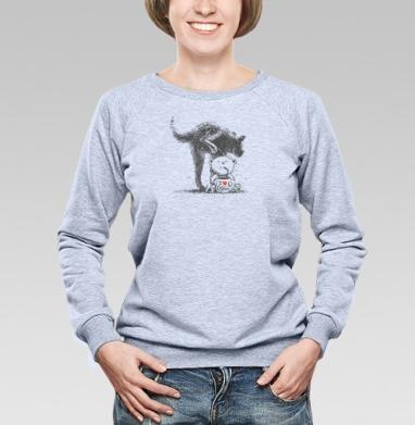 МИ-МИ ПИ-ПИ  - Купить детские свитшоты с собаками в Москве, цена детских свитшотов с собаками  с прикольными принтами - магазин дизайнерской одежды MaryJane
