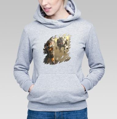 Не равный бой - Купить детские толстовки военные в Москве, цена детских толстовок военных с прикольными принтами - магазин дизайнерской одежды MaryJane