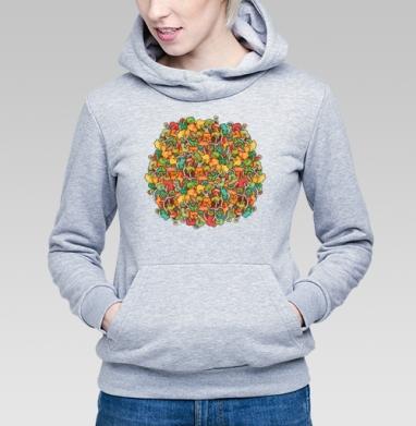 Найди дерево  - Купить детские толстовки с деревьями в Москве, цена детских толстовок с деревьями  с прикольными принтами - магазин дизайнерской одежды MaryJane