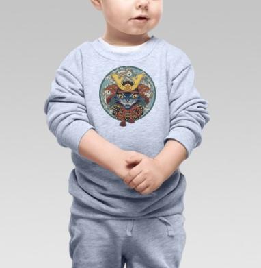 Самурай - Купить детские свитшоты АК-47 в Москве, цена детских свитшотов автомат Калашникова  с прикольными принтами - магазин дизайнерской одежды MaryJane