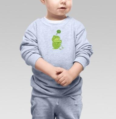 Vitamin c - Купить детские свитшоты с фруктами в Москве, цена детских свитшотов с фруктами  с прикольными принтами - магазин дизайнерской одежды MaryJane