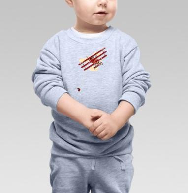 Pilot - Купить детские свитшоты АК-47 в Москве, цена детских свитшотов автомат Калашникова  с прикольными принтами - магазин дизайнерской одежды MaryJane