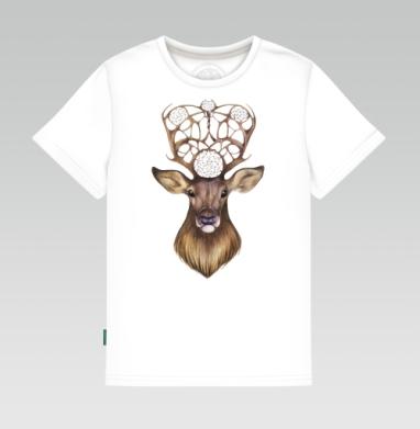 Детская футболка белая - Хранитель снов