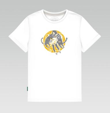 Street Cats, Детская футболка белая