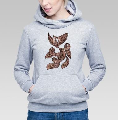 Встреча с жар-птицей - Купить детские толстовки этно в Москве, цена детских толстовок этно  с прикольными принтами - магазин дизайнерской одежды MaryJane