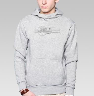 2101 - Купить мужские толстовки ретро в Москве, цена мужских толстовок ретро  с прикольными принтами - магазин дизайнерской одежды MaryJane