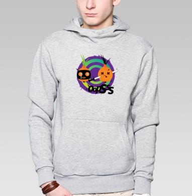 OopsSs - Купить мужские толстовки Ниндзя в Москве, цена мужских  Ниндзя  с прикольными принтами - магазин дизайнерской одежды MaryJane