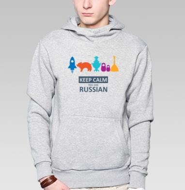 Сохраняй спокойствие - Cвитшот star wars купить в москве