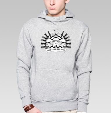 Stormtrooper (Штурмовик) - Cвитшот star wars купить в москве
