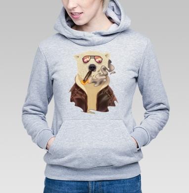 Bearrr - Купить детские толстовки с медведем в Москве, цена детских  с медведем  с прикольными принтами - магазин дизайнерской одежды MaryJane