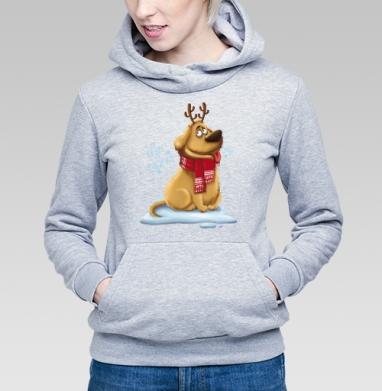 Будь готов к чудесам - Купить детские толстовки с собаками в Москве, цена детских толстовок с собаками  с прикольными принтами - магазин дизайнерской одежды MaryJane