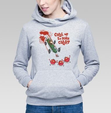 CATCH UP - Купить детские толстовки с автомобилями в Москве, цена детских толстовок с автомобилями  с прикольными принтами - магазин дизайнерской одежды MaryJane