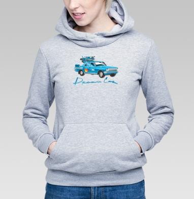 Dream Car - Купить детские толстовки с автомобилями в Москве, цена детских толстовок с автомобилями  с прикольными принтами - магазин дизайнерской одежды MaryJane