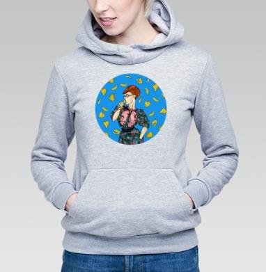 Eat it - Купить детские толстовки с фруктами в Москве, цена детских толстовок с фруктами  с прикольными принтами - магазин дизайнерской одежды MaryJane