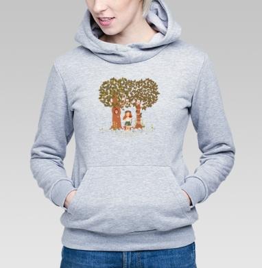 Фэйри - Купить детские толстовки с деревьями в Москве, цена детских толстовок с деревьями  с прикольными принтами - магазин дизайнерской одежды MaryJane