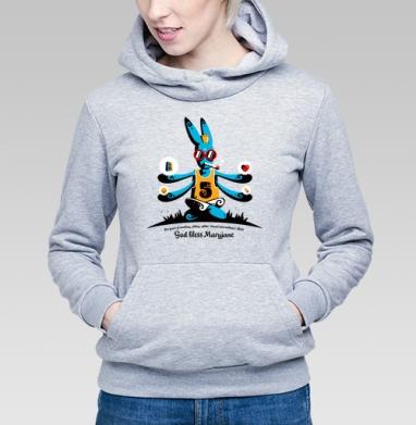 God bless Maryjane - Купить детские толстовки с дымом в Москве, цена детских толстовок с дымом  с прикольными принтами - магазин дизайнерской одежды MaryJane