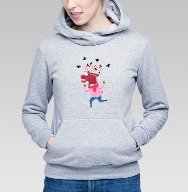 Карамельные рога - Купить детские толстовки со смайлами в Москве, цена детских толстовок со смайлами с прикольными принтами - магазин дизайнерской одежды MaryJane