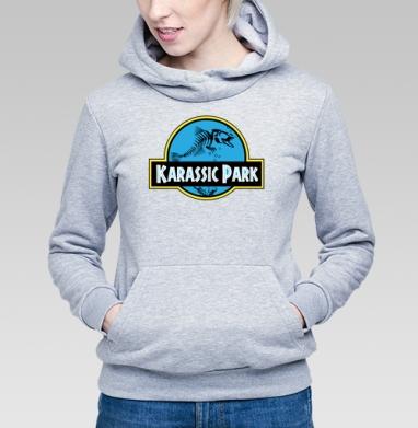 Карасик Парк - Толстовки женские с животными