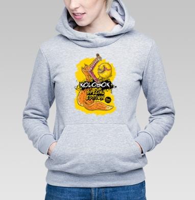 Kolobok (special edition) - Купить детские толстовки со сказками в Москве, цена детских толстовок со сказками  с прикольными принтами - магазин дизайнерской одежды MaryJane