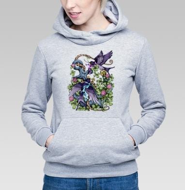 Ласточки - Купить детские толстовки с крыльями в Москве, цена детских толстовок с крыльями с прикольными принтами - магазин дизайнерской одежды MaryJane
