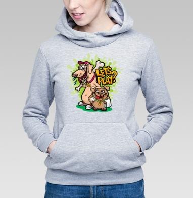 Let's play - Купить детские толстовки с играми в Москве, цена детских толстовок с играми  с прикольными принтами - магазин дизайнерской одежды MaryJane