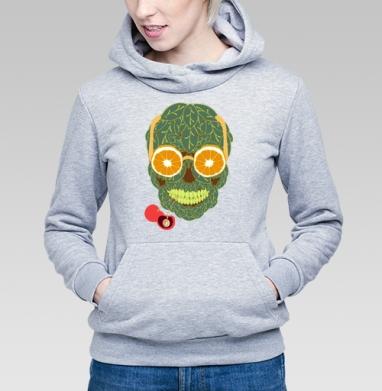Life is beautiful - Купить детские толстовки с фруктами в Москве, цена детских толстовок с фруктами  с прикольными принтами - магазин дизайнерской одежды MaryJane