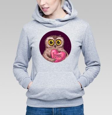 Люблю тебя, моя птичка - Купить детские толстовки с птицами в Москве, цена детских толстовок с птицами  с прикольными принтами - магазин дизайнерской одежды MaryJane