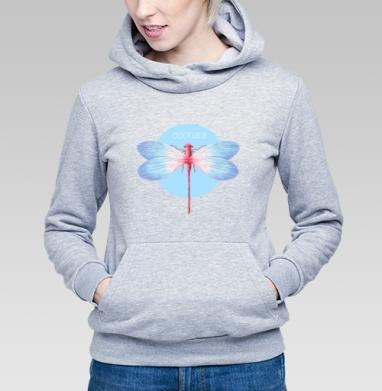 Odonata - Купить детские толстовки с крыльями в Москве, цена детских толстовок с крыльями с прикольными принтами - магазин дизайнерской одежды MaryJane