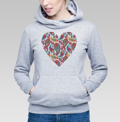 Пейсли - Купить детские толстовки абстрактные в Москве, цена детских  абстрактных  с прикольными принтами - магазин дизайнерской одежды MaryJane