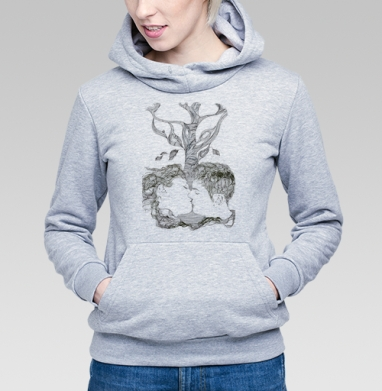 Поцелуй - Купить детские толстовки романтика в Москве, цена детских толстовок романтических  с прикольными принтами - магазин дизайнерской одежды MaryJane