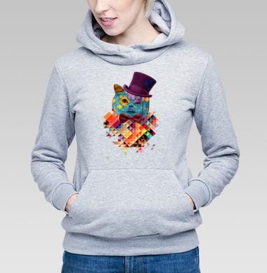 ПсихоКэт - Купить детские толстовки абстрактные в Москве, цена детских толстовок абстрактных  с прикольными принтами - магазин дизайнерской одежды MaryJane