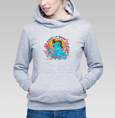 Rock-n-roll - Купить детские толстовки морские  в Москве, цена детских толстовок морских   с прикольными принтами - магазин дизайнерской одежды MaryJane