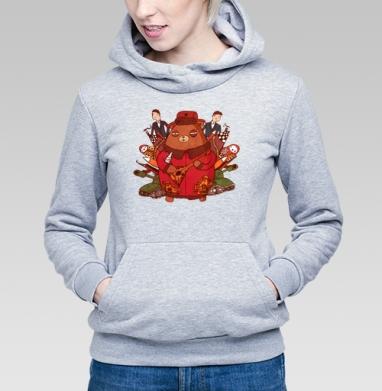 Русский мишка - Купить детские толстовки Россия в Москве, цена детских толстовок Россия  с прикольными принтами - магазин дизайнерской одежды MaryJane