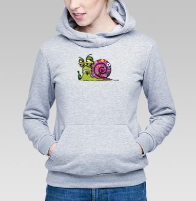 Snail Male - Купить детские толстовки с насекомыми в Москве, цена детских толстовок с насекомыми  с прикольными принтами - магазин дизайнерской одежды MaryJane