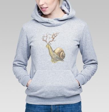 Snail - Купить детские толстовки с насекомыми в Москве, цена детских толстовок с насекомыми  с прикольными принтами - магазин дизайнерской одежды MaryJane