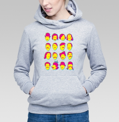 Усатые мачо(и)  - Купить детские толстовки с усами в Москве, цена детских толстовок с усами с прикольными принтами - магазин дизайнерской одежды MaryJane
