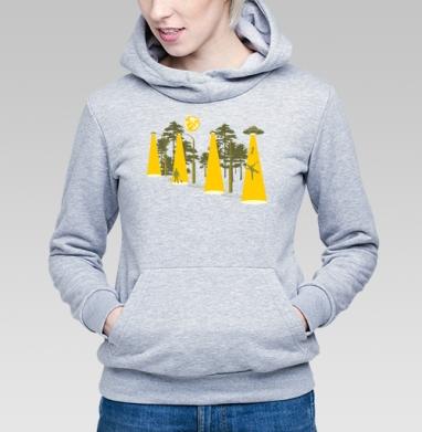 Вечерняя прогулка - Купить детские толстовки с космосом в Москве, цена детских толстовок с космосом  с прикольными принтами - магазин дизайнерской одежды MaryJane
