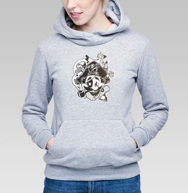 ВесЁлый Пират - Купить детские толстовки военные в Москве, цена детских толстовок военных с прикольными принтами - магазин дизайнерской одежды MaryJane
