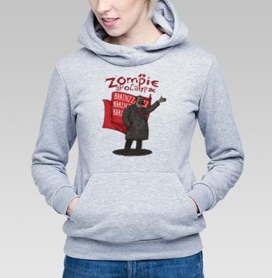 Zombie Apocalypse - Купить детские толстовки СССР в Москве, цена детских  СССР  с прикольными принтами - магазин дизайнерской одежды MaryJane