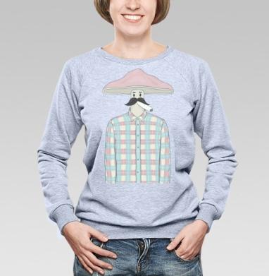 Мистер Гриб - Купить детские свитшоты с грибами в Москве, цена детских свитшотов с грибами с прикольными принтами - магазин дизайнерской одежды MaryJane
