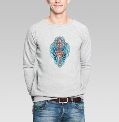 6 hands - Купить мужские свитшоты с людьми в Москве, цена мужских  с людьми  с прикольными принтами - магазин дизайнерской одежды MaryJane