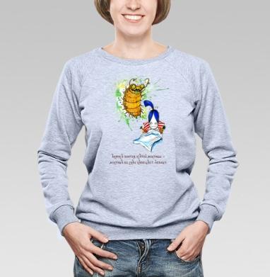 Анфиса и мокрица - Купить детские свитшоты Анфиса и звери в Москве, цена детских свитшотов Анфиса и звери  с прикольными принтами - магазин дизайнерской одежды MaryJane