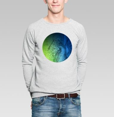 Астма - Купить мужские свитшоты абстрактные в Москве, цена мужских свитшотов абстрактных  с прикольными принтами - магазин дизайнерской одежды MaryJane