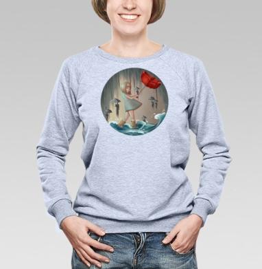 Дождь - Купить детские свитшоты с персонажами в Москве, цена детских свитшотов с персонажами  с прикольными принтами - магазин дизайнерской одежды MaryJane