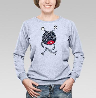 Laces - Купить детские свитшоты с роботами в Москве, цена детских свитшотов с роботами с прикольными принтами - магазин дизайнерской одежды MaryJane