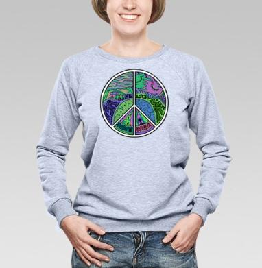 Make_love - Купить детские свитшоты ретро в Москве, цена детских свитшотов ретро  с прикольными принтами - магазин дизайнерской одежды MaryJane